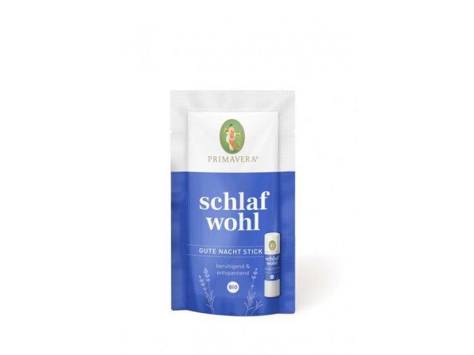 Vonný esenciální olej Sleep Remedy Inhalační tyčinka, 0,8 ml