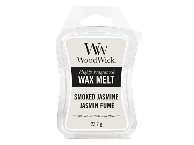 Vonný vosk WoodWick - Smoked Jasmine - Kouřový jasmín, 22,7 g