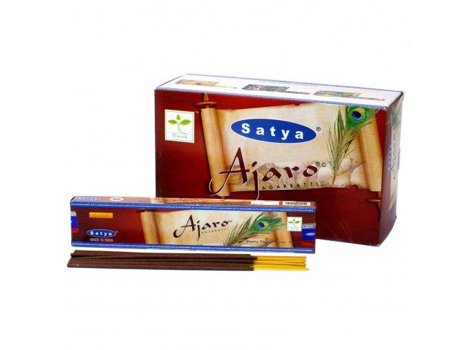 Vonné tyčinky Shrinivas Satya Ajaro, 15 g