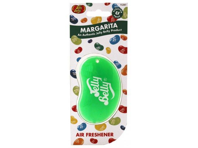 Vůně do auta Jelly Belly 3D Air Freshener Margarita, 1 ks