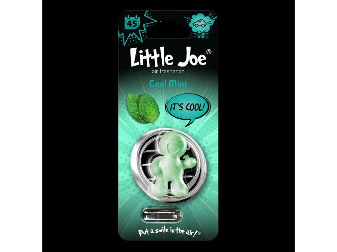 Osvěžovač vzduchu Little Joe Thumbs Up Air Freshener Cool Mint, 1 ks
