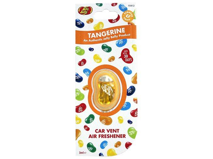Vůně do auta Jelly Belly Vent Clip Tangerine Mandarinka, 1 ks