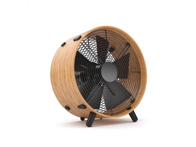 Podlahový ventilátor Stadler Form OTTO Bambus, do 40 m²