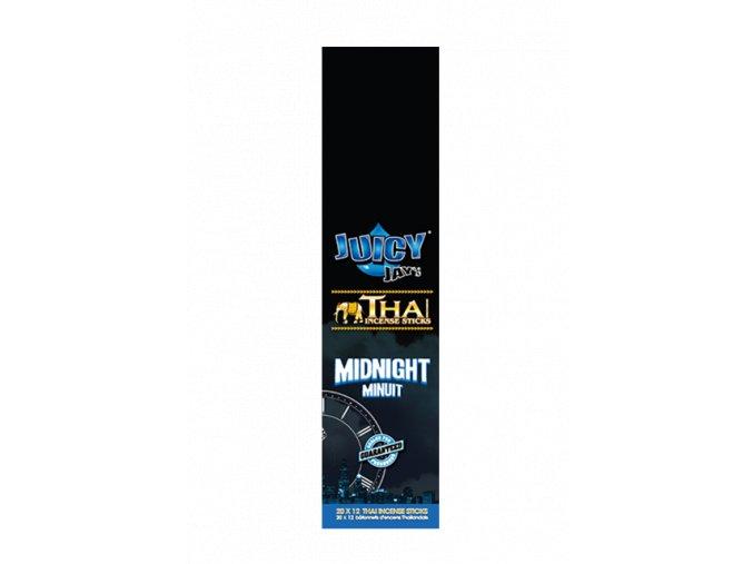 Juicy Jay's Thai Vonné tyčinky Midnight Minuit, 20 ks
