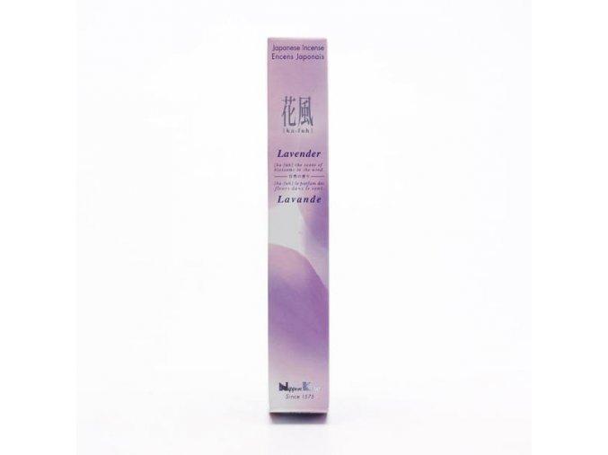 Japonské vonné tyčinky Nippon KA FUH Lavender pro web