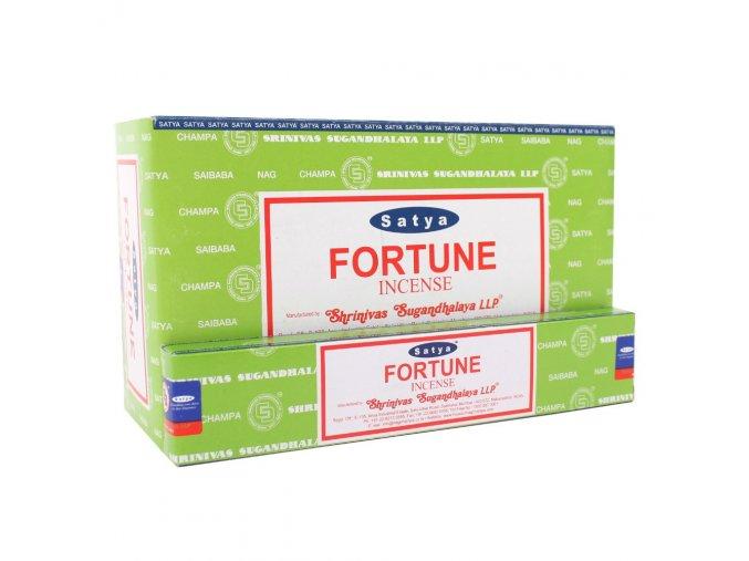 Shrinivas Satya Vonné tyčinky Fortune, 15 g