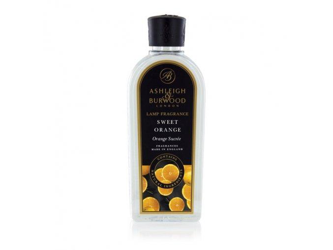 Náplň do katalytické lampy SWEET ORANGE (sladký pomeranč) 250 ml