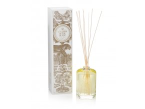 Voluspa - Aroma difuzér HOME AMBIENCE DIFFUSER, Suede Blanc 177 ml
