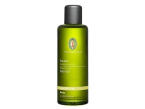 Primavera Vonný olej do koupele Zázvor Limeta, 100 ml