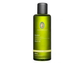 Vonný koupelový olej Zázvor Limeta, 100 ml