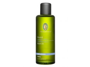 Vonný koupelový olej Levandule Vanilka, obsah 100 ml