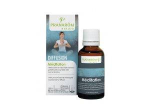 Směs vonných éterických olejů Meditace 30 ml