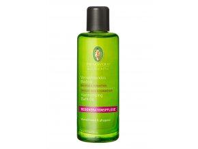 Vonný koupelový olej Růže Osmanthus, obsah 100 ml