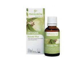 PRANAROM Směs vonných éterických olejů Eucaly plus 30 ml