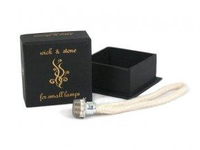 Ashleigh & Burwood - Náhradní kámen s knotem do malé katalytické lampy 1 ks