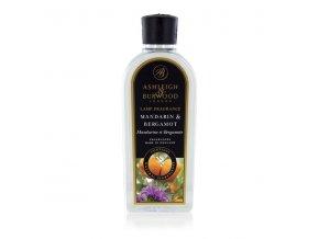 Náplň do katalytické lampy MANDARIN & BERGAMOT (mandarinka a bergamot), 500 ml