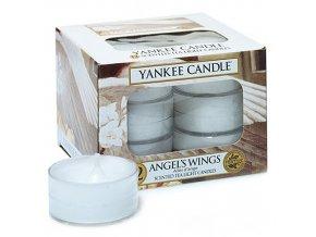 Čajová svíčka Yankee Candle Angel's Wings