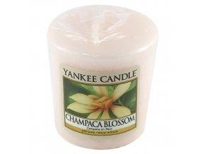 Votivní svíčka Yankee Candle Květ magnólie champaca, 49 g