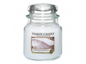 Yankee Candle Vonná svíčka Andělská křídla (Angel´s Wings), 411 g