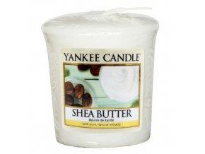 Votivní svíčka Yankee Candle Bambucké máslo, 49 g