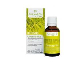 PRANAROM Směs vonných éterických olejů Citronel plus 30 ml