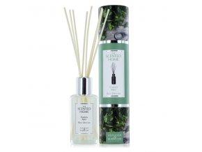 Aroma difuzér THE SCENTED HOME GARDEN MINT (zahradní máta), 150 ml