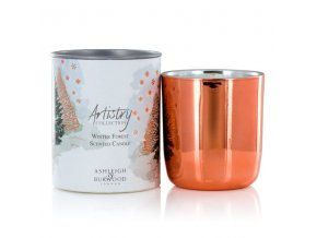 Vonná svíčka ARTISTRY WINTER FOREST (zimní les), 200 g