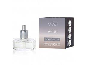 Náhradní náplň do elektrického aroma difuzéru ARIA Spa a thajská masáž, 20 ml