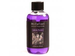 Náplň do aroma difuzéru NATURAL Akordy květin, 250 ml
