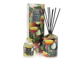 Aroma difuzér WILD THINGS MANGO & NECTARINE (mango & nektarinka), TOUCAN PLAY THAT GAME 200 ml
