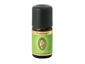 Vonný esenciální olej Červený pomeranč bio Demeter, 10 ml