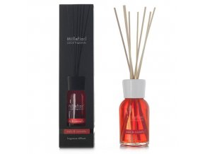Aroma difuzér Millefiori Milano Natural, Jablko a skořice, 500 ml