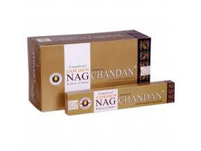 Vonné Tyčinky Vijayshree Golden Nag Chandan, 15