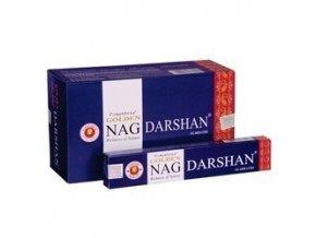 Vonné Tyčinky Vijayshree Golden Nag Darshan, 15 g