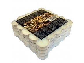 Čajové svíčky bez parfemace 4 hod. x 100 ks