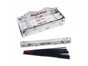 Vonné tyčinky Stamford Premium Angel Dust, 20 ks