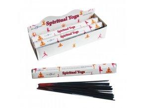Vonné tyčinky Stamford Premium Spiritual Yoga, 20 ks