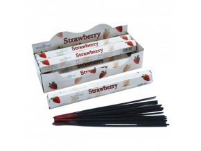 Vonné tyčinky Stamford Premium Strawberry, 20 ks