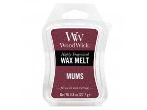 Vonný vosk WoodWick Maminčina vůně, 22.7 g