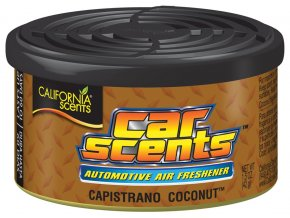 California Car Scents Capistrano Coconut Kokos