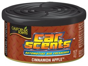 California Car Scents Cinnamon Apple Jablečný štrůdl