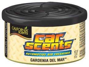 California Car Scents Gardenia Del Mar Voňavá zahrada