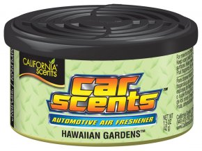 California Car Scents Hawaiian Gardens Havajské zahrady