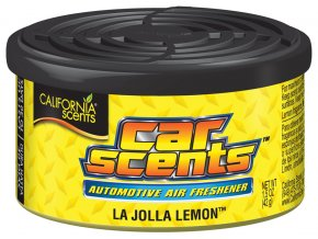 California Car Scents La Jolla Lemon Citron