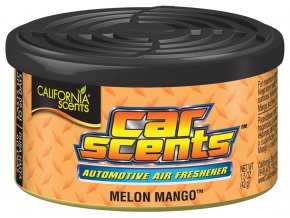 California Car Scents Melon Mango Meloun a mango