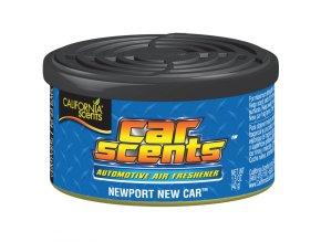 California Car Scents Newport New Car Nové auto