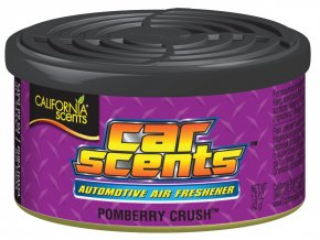 California Car Scents Pomberry Crush Ovocná bomba