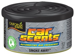 California Car Scents Smoke Away Anti tabák