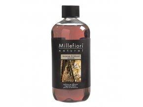 Náplň do aroma difuzéru NATURAL Kadidlo a světlá dřeva, 250 ml