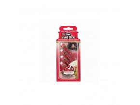 Vonné kolíčky Yankee Candle Červená malina, osvěžovač do auta , 4 ks